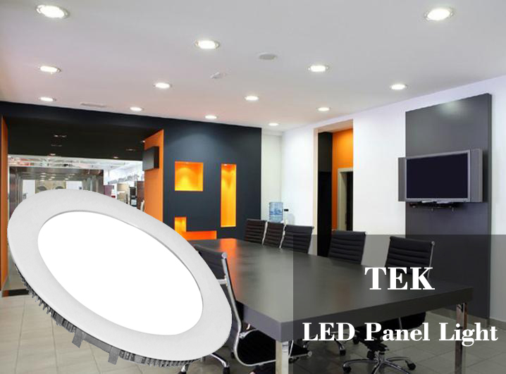 TEK lighting: what are the advantages of LED panel lights